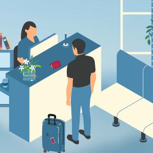 Come diventare receptionist e quanto guadagna