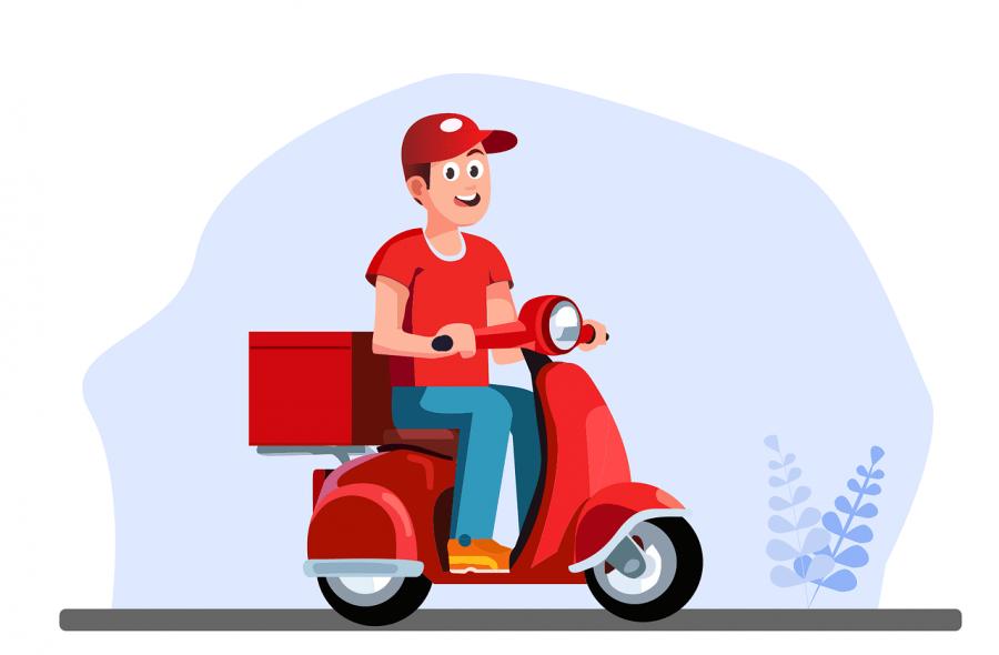 Come diventare rider Deliveroo e non: percorso per fare di lavoro il rider