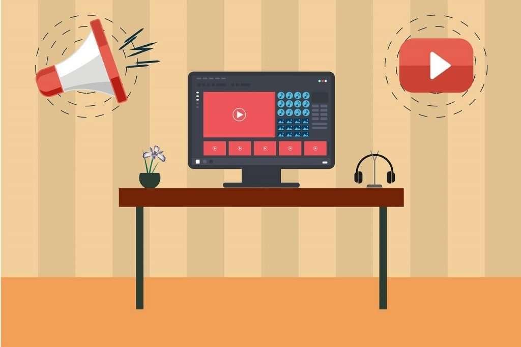 Lavorare da casa aprire un canale YouTube