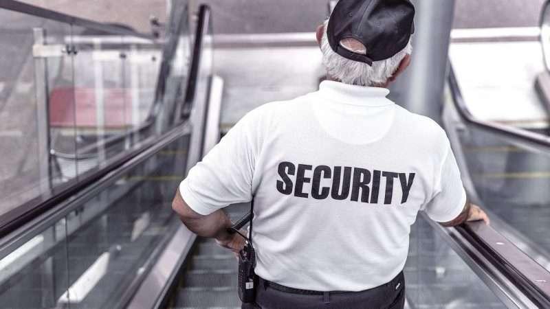 diventare guardia giurata
